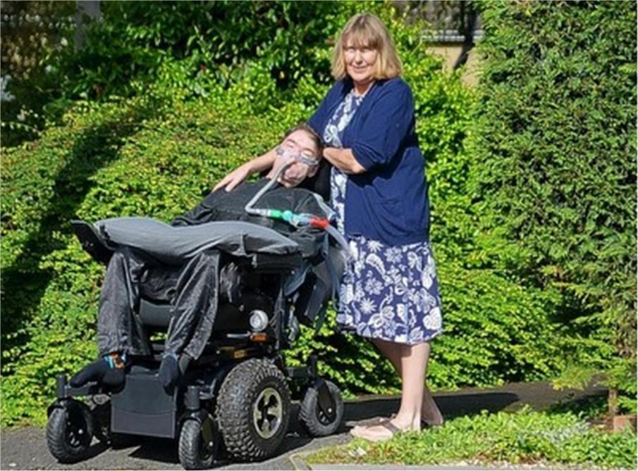 Wheelchair - Goal Achieved!