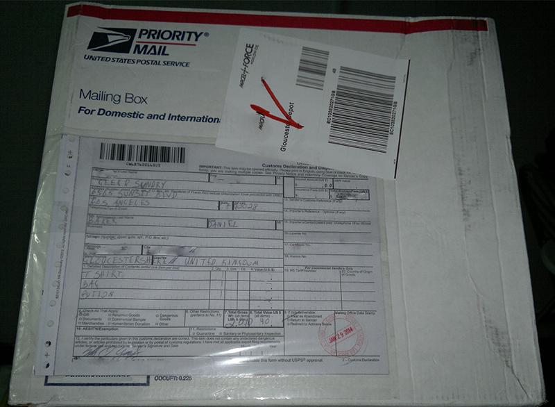 Image of parcel