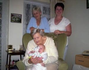 R.I.P. Aunty Cyndy 1943 - 2015