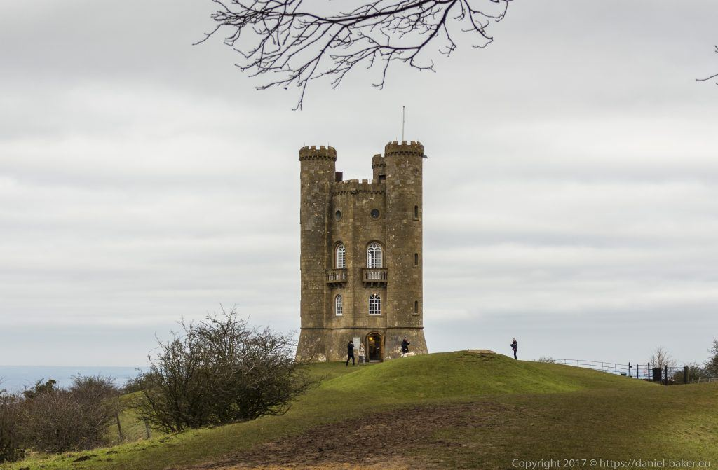 My first stop in Finding Middle Earth - A picture of Broadway Tower