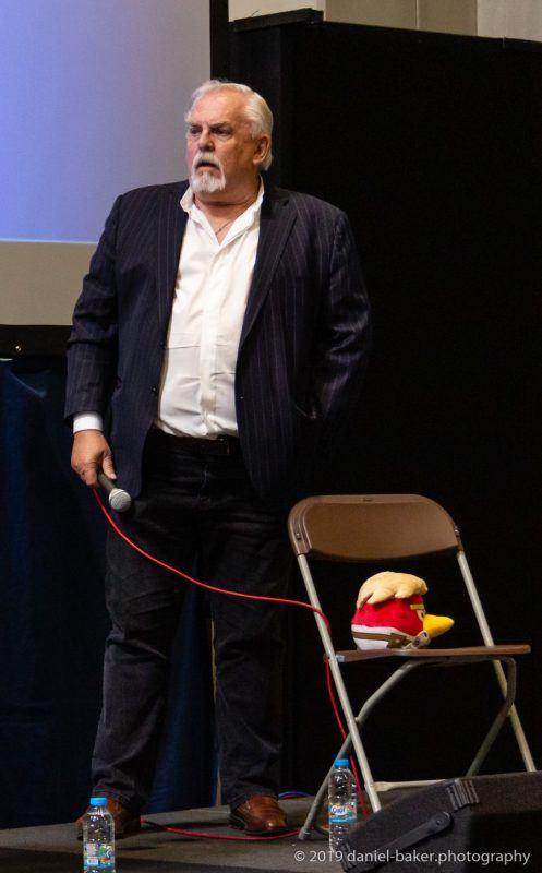 John Ratzenberger at Collectormania 26