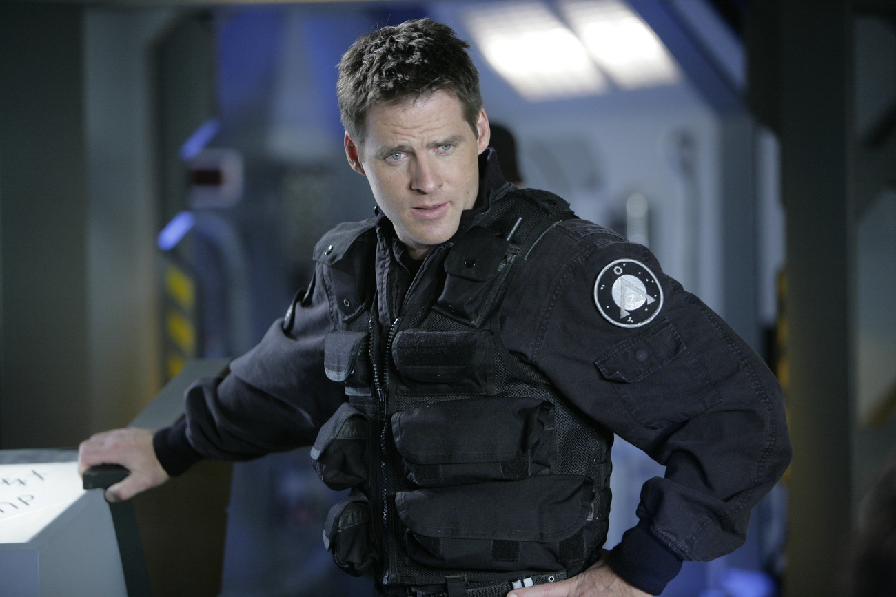 Ben Browder in Stargate SG-1