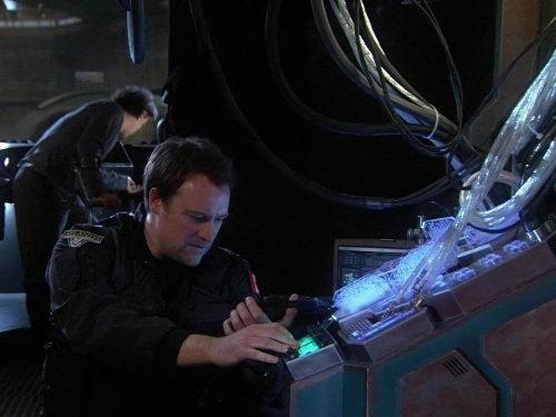 David Hewlett in Stargate Atlantis