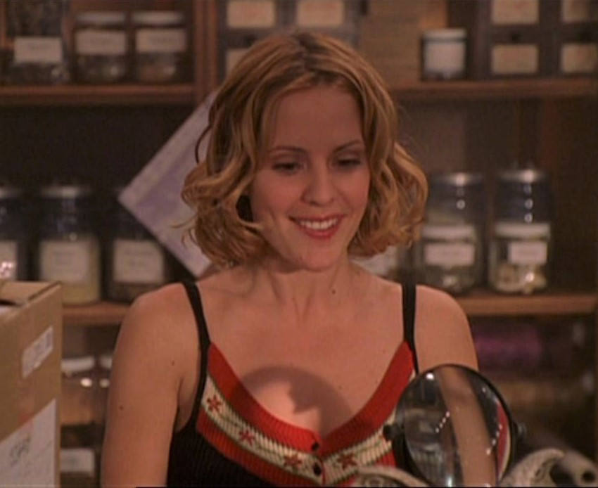 Emma Caulfield as Anya