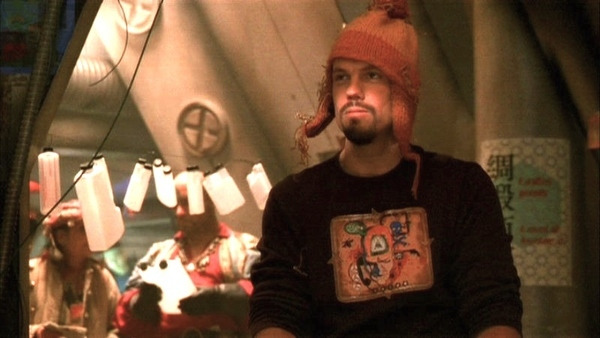 Adam Baldwin as Jayne