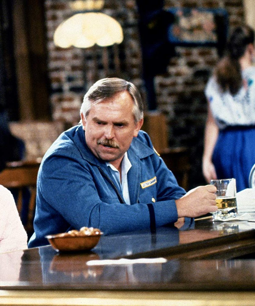 John Ratzenberger in Cheers