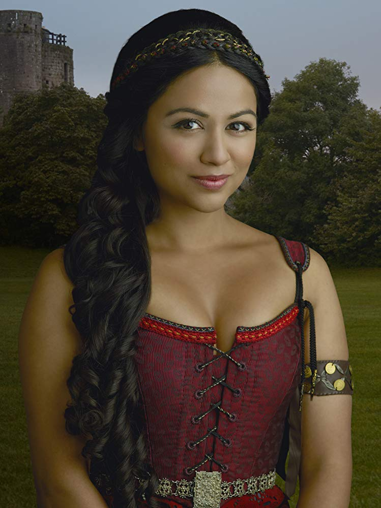 Karen David in Galavant