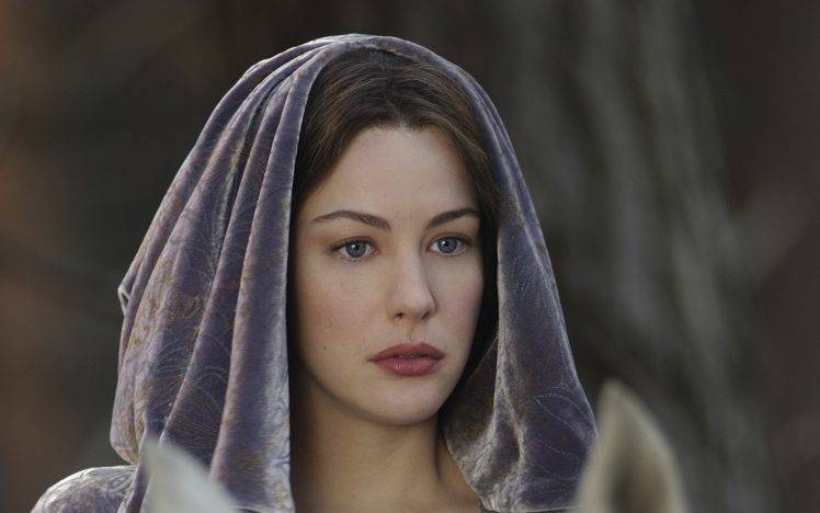 Liv Tyler in The Lord of the Ring