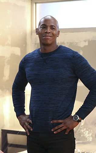 Mehcad Brooks in Supergirl