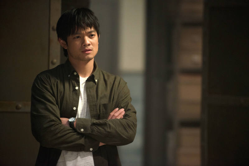 Osric Chau in Supernatural
