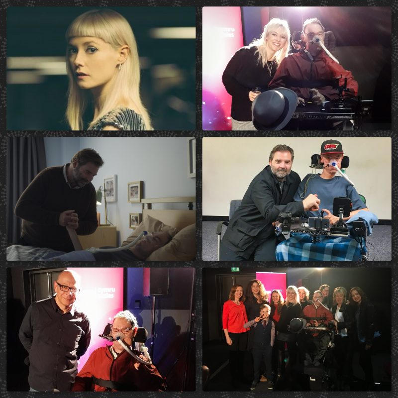 Collage of Requiem photos