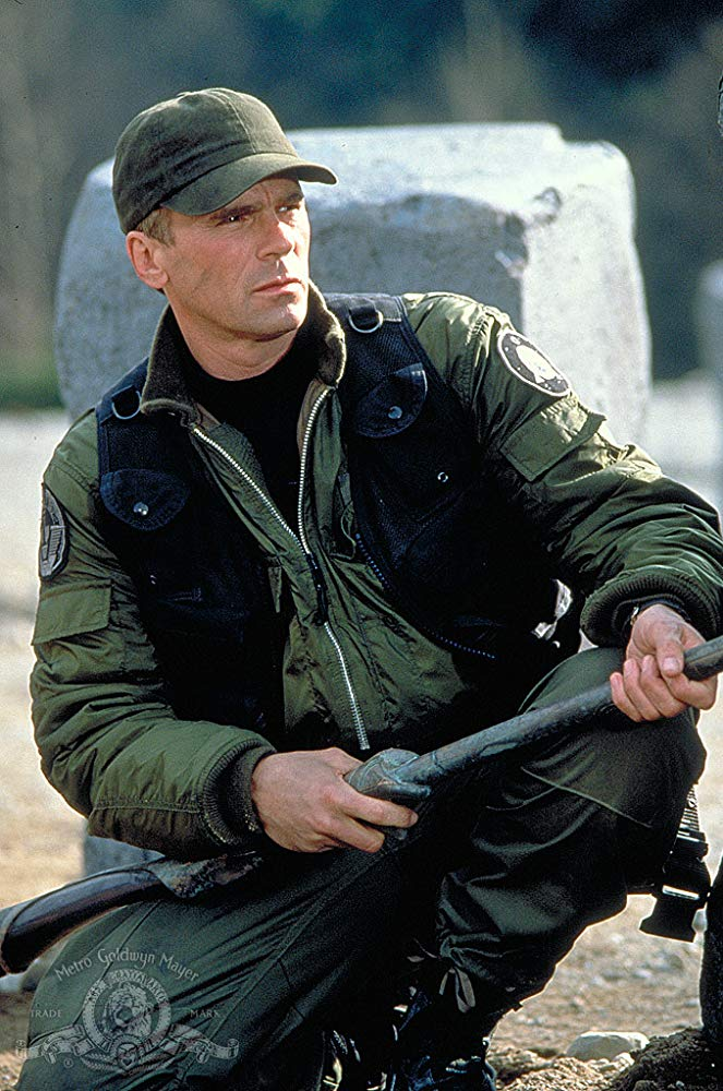 Richard Dean Anderson in SG-1