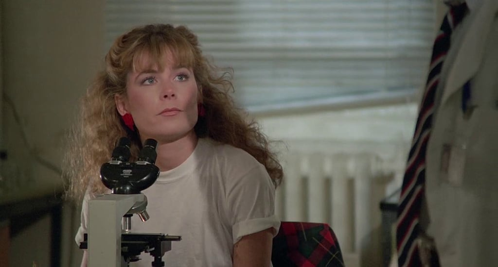 Roxanne Hart in Highlander