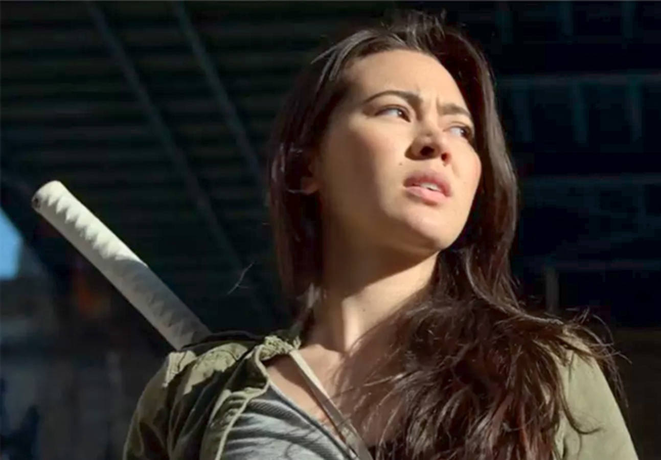 Jessica Henwick as Coleen in Iron Fist