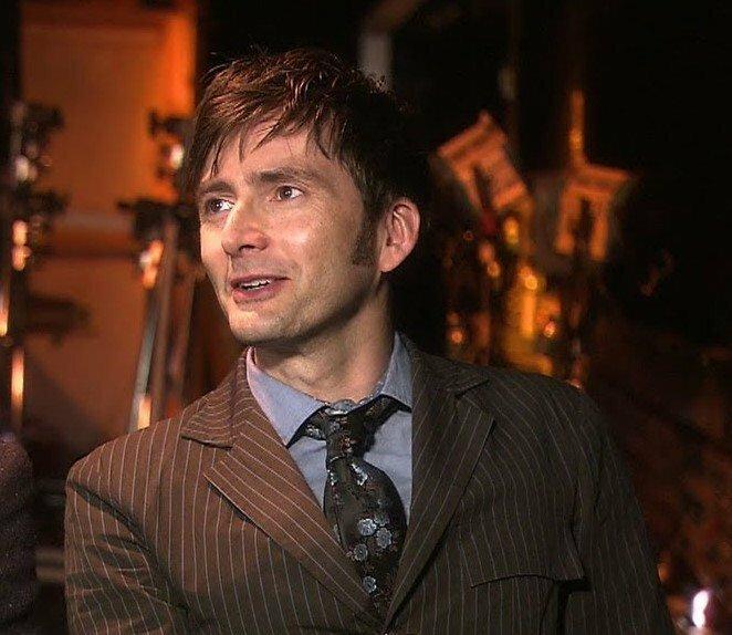 David Tennant as Dr Who