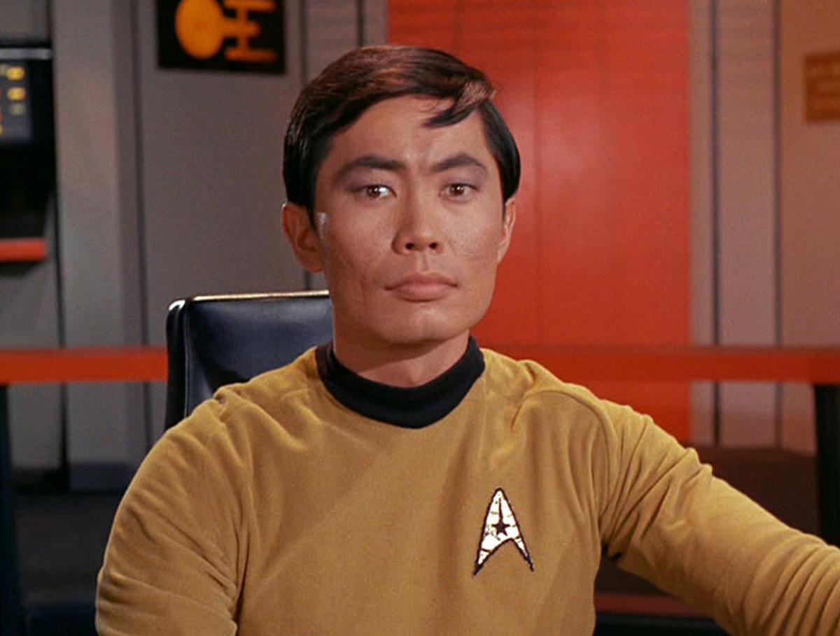 George Takei as Sulu