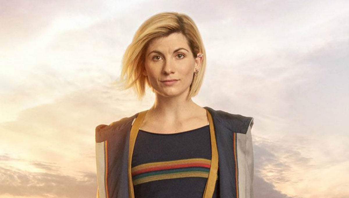 Jodie Whittaker as Dr Who