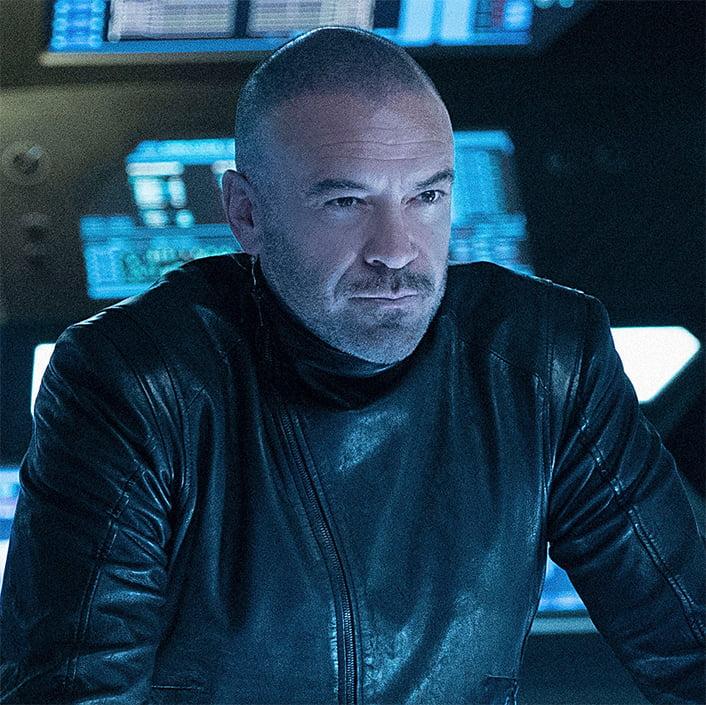Alan Van Sprang as Leland in Star Trek Discovery