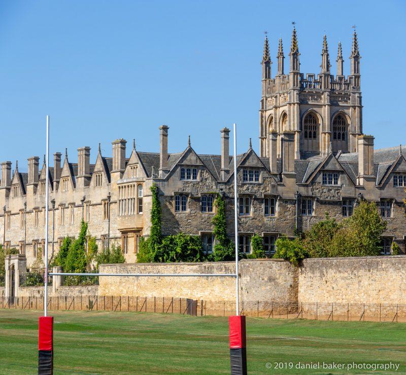 Oxford September 2019 Merton field
