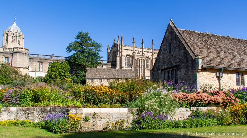 Oxford September 2019 Christ Church Cathedral