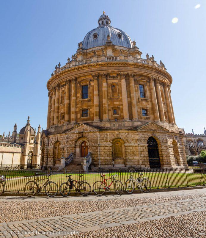 Oxford September 2019 Radcliffe Camera