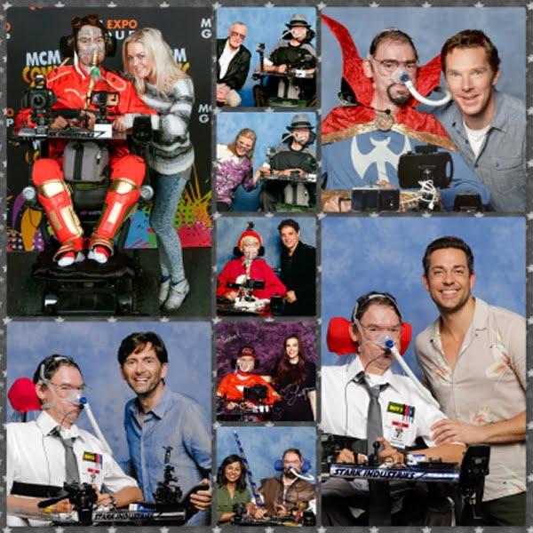 Celebrities Collage