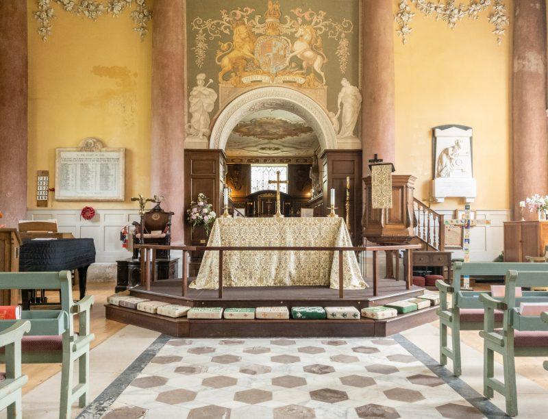 Saint Lawrence Church West Wycombe
