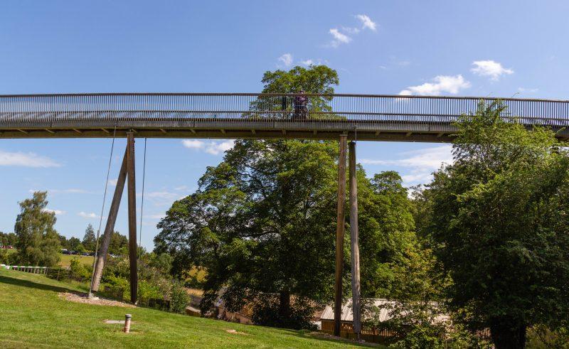 Daniel Baker at Westonbirt Arboretum