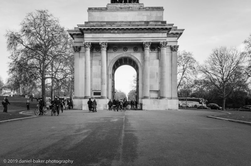 Arch in London