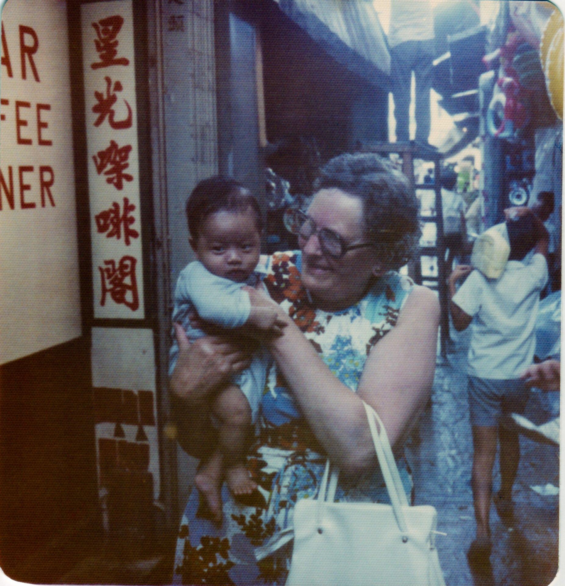 Olive Chaung Chao Hong Kong