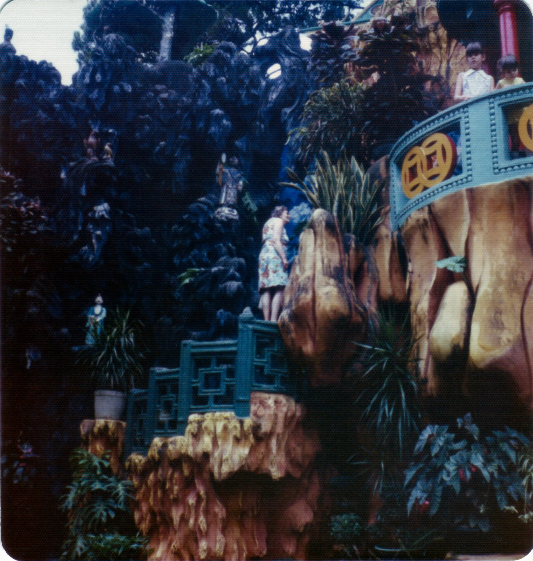 Tiger Balm Garden Hong Kong Olive Donna Penn